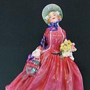 RARE Royal Doulton Honey HN1963 Figurine
