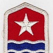 World War Two-II-2 Army Uniform Shoulder Patch Insignia - Africa-Middle East Forces - Guarante