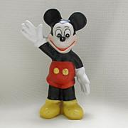 Mickey Mouse Figurine China Vintage