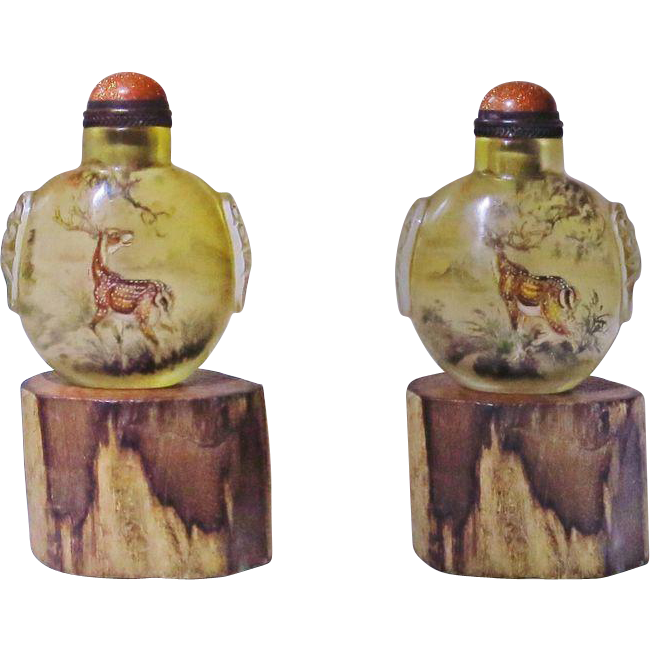 Antique Chinese snuff bottle