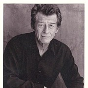 John Hurt Autograph. Hand signed Photo. CoA