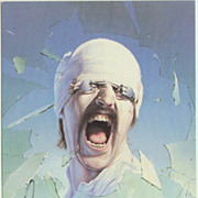Gottfried Helnwein Autograph on nice Postcard. CoA