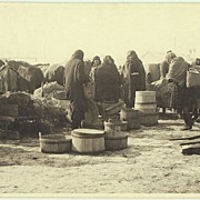W.W.I.: Photo of Russian Market
