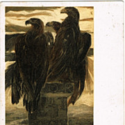 Rome 1911 International Exhibition Postcard