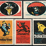 Five Vignettes related to Solarine
