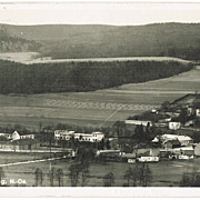SOLD Mayerling vintage Postcard. The Place where Crown Prince Rudolf died
