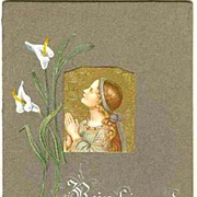 Art Nouveau Booklet: Guidebook for Girls.