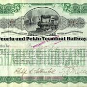 Peoria and Pekin Terminal Railway