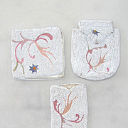 SALE Jorelle Belgian Beaded Embroidered Tambour Set