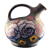 SALE Amphora Arts & Crafts Floral Pitcher (c.1905-1910)