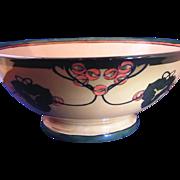 Delinieres & Co. (D&Co) Arts & Crafts Centerpiece/Punch Bowl (c.1894-1900)