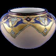 SALE William Guerin (WG&Co) Limoges Islamic Motif Vase (c.1900-1932)