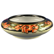 SALE Oscar & Edgar Gutherz (O&EG) Austria Poppy Design Bowl/Planter (c.1899-1918)