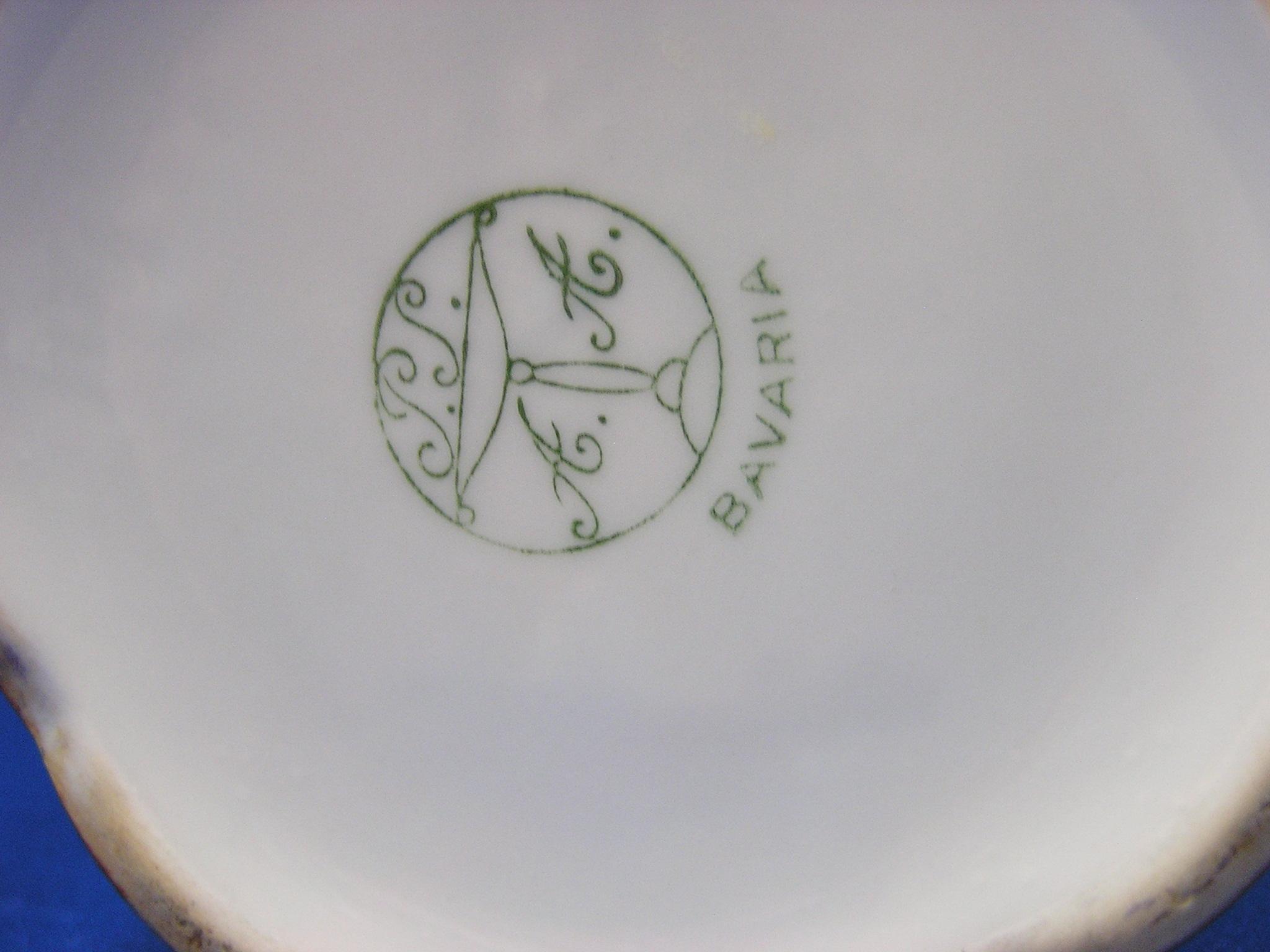 100+ Bavarian Porcelain Marks P T – yasminroohi