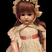 """SALE 28"""" Kammer & Reinhardt Open Mouth Child Doll--Gorgeous Bisque Huge Br Sl Eyes, Orig"""