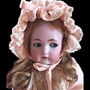 "SALE Kammer & Reinhardt / Simon Halbig Flirty Character Child Orig Wig 20"""