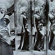 Vintage Period 1950's Photo of Marilyn Monroe
