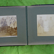1903 Tempe,South Africa Photo Album of Tribal Chiefs