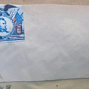 Rare Civil War Abraham Lincoln Patriotic Cover