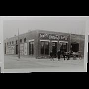 Joplin,Missouri Coke-Cola Bottling Company RPPC