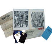 Turn of the Century Band & Military Uniform Catalogs