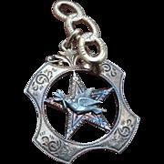 Rhode Island Masonic Masons 10 kt.Gold Medal George Arnold
