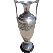 Art Deco Tiffany Sports Championship Trophy c.1933