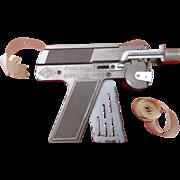 LMCO Cap Gun Pistol Super NU-Matic  Belonging to Colonial Heights,Va. Eddie Cogle
