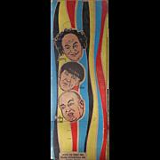 SOLD RARE c.1960's  Three Stooges Super Snooper