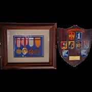 Macv Team 3 1st Infantry Division  Medals from Vietnam era