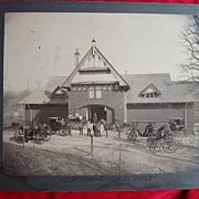 1880's Avondale,Arizona Horse/Carriage Stables Photograph
