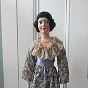 Anita Type Flapper Boudoir Doll