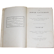 The Power Catechism 1906 Steam Engineering, Transmission of Power