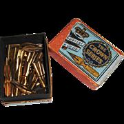 """Imperial Pen Co. Ltd. """"The Crown Series"""" Vintage Pen Nibs in Original Box"""