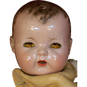 SOLD Large Dy-Dee-Baby Doll Head