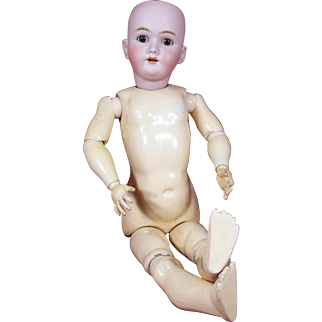 Large Heinrich Handwerck Project Doll