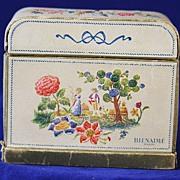BIENAIME Paris Art Deco Perfume Set in Original Box