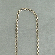 "SOLD Elegant Vintage English Sterling Silver Liquor Tag- ""Scotch"""