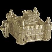 Vintage Sterling Scotland Inverary Castle Charm