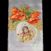 SOLD Vintage Valentine Card