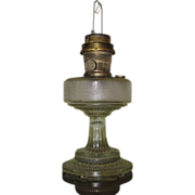 Aladdin Mantle Lamp Colonial Pattern with Burner