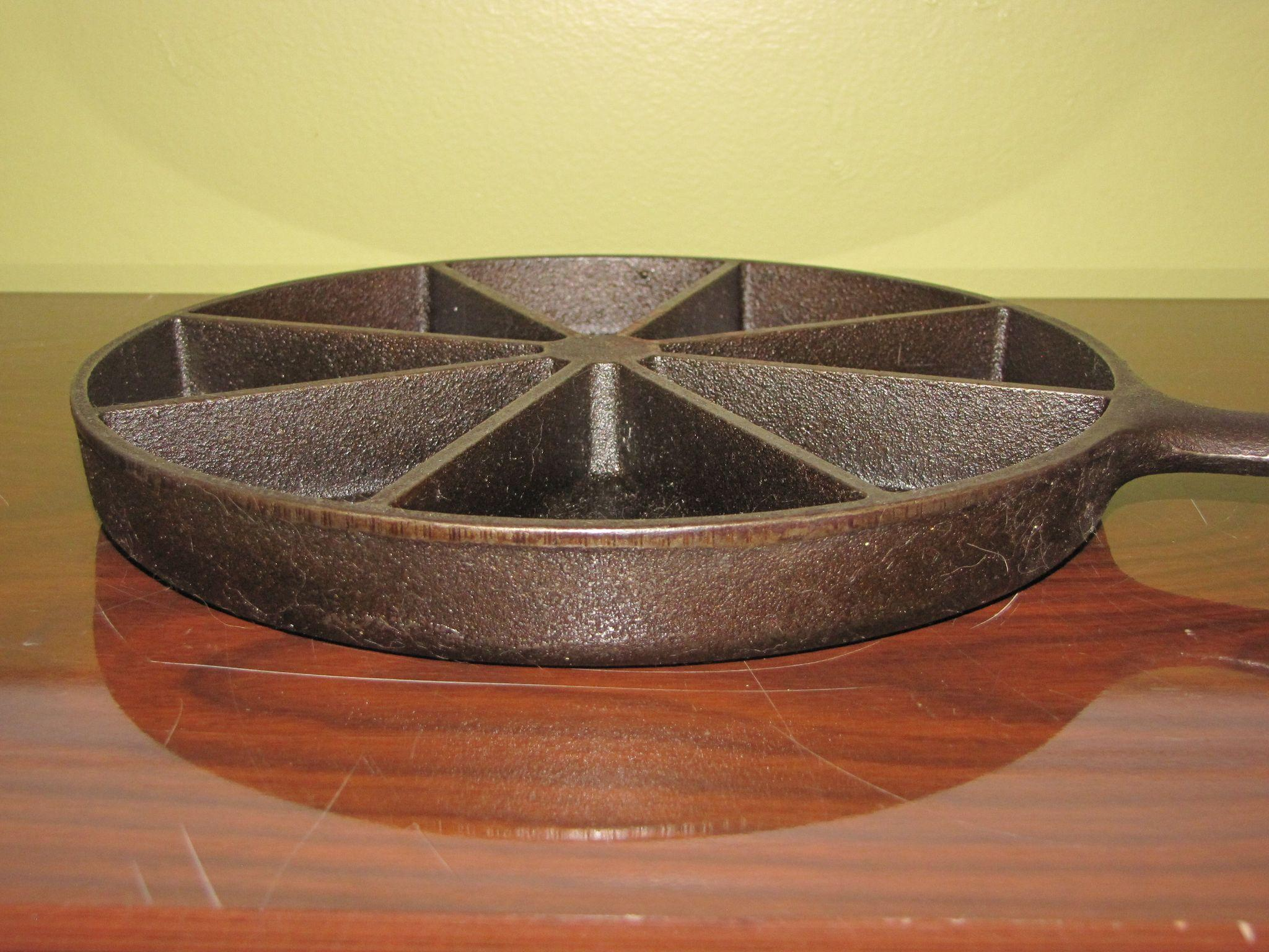 ... cast iron cornbread pan wagner ware cast iron cornbread pan from