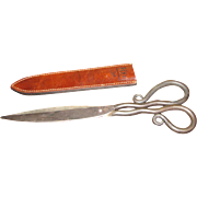 SOLD Aram Hand Forged Scissors