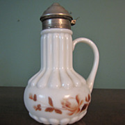 Victorian Syrup Pitcher