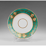 Early 19th Century English China Saucer