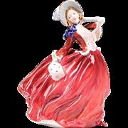 Royal Doulton Figurine, Autumn Breezes, Rd. No. 835666