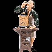 Royal Doulton Figurine, The Clockmaker, HN 2279