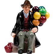 Royal Doulton Figurine, The Old Baloon Man, H.N. 1954