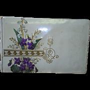 1800s Autograph Book!