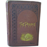 SOLD The Prairie, J. Fenimore Cooper, 1873